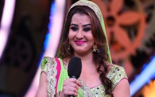 Watch Exclusive | Bigg Boss 11 winner Shilpa Shinde shares a light moment with News Nation