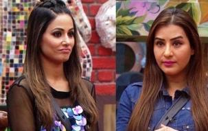 Bigg Boss 11 Finale | Shilpa Shinde, Hina Khan, Bandegi-Punish have fun at backstage