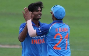Stadium: India defeat Bangladesh in U-19 Cricket World Cup to secure semi-final berth
