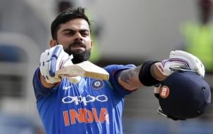 Stadium | Virat Kohli on track to break Sachin Tendulkar's ODI century records
