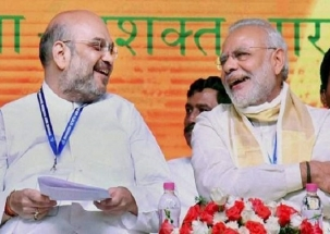 BJP's victory in northeast endorses Modi's leadership, says Amit Shah