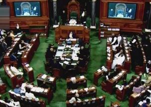 Lok Sabha, Rajya Sabha adjourned over protests by TDP leaders