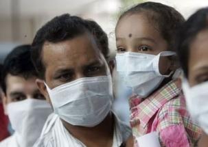 Doctors of several hospitals give swine flu, pneumonia alert in India