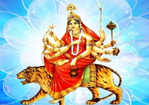 Chaitra Navaratri 2018: On third day, people worship Lord Chandraghanta