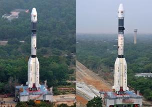 ISRO successfully launches GSLV-F08/GSAT-6A from Sriharikota