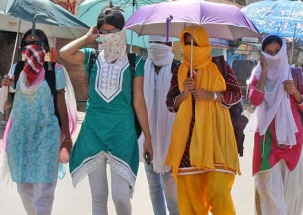 Delhi records hottest March since 2010, scorching weather in April