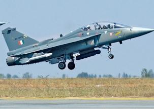 India-made Tejas participate in IAF's biggest combat exercise