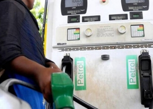 Consumers fume as fuel prices touch the sky