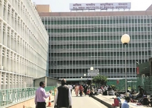 AIIMS resident doctors continue strike for second consecutive day