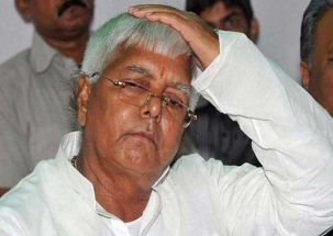 Lalu Prasad Yadav arrives in Ranchi after being discharged from AIIMS
