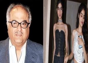 Speed News: Boney, Janhvi and Khushi Kapoor rehearse in Delhi to receive National Award for late Sridevi