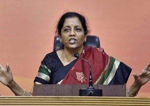 Armed forces will honour government's Ramzan ceasefire initiative, says Nirmala Sitharaman