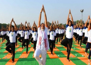 International Yoga Day 2018: From PM Modi to United Nations, here's how world celebrated Yoga Day