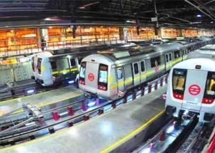 Delhi Metro to start five new metro routes