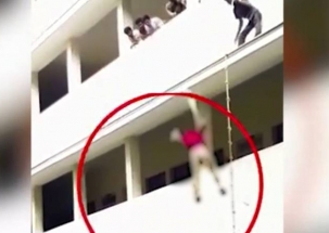 Nation Reporter : Coimbatore college girl dies as 'NDMA mock drill' goes wrong; trainer arrested