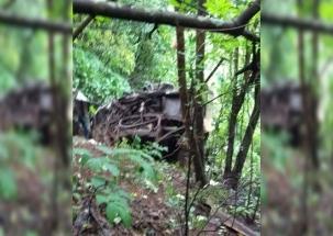 Bus skids off on Mumbai-Goa highway, kills 30 Maharashtra agriculture university employees