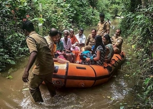Flood situation 'grave' in Kerala; claims over 20 lives