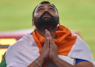Asian Games 2018: Tajinderpal Singh Toor clinches gold in Shot-Put, dedicates win to father