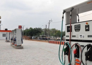 Petrol prices hike again after a day's lull