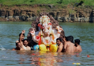 Super 50: Four drowned, one dead during Ganesh Visarjan in Lucknow