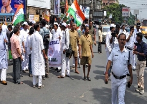 BJP calls for statewide bandh in West Bengal