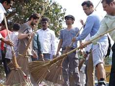 Celebs who joined Swacch Bharat Abhiyan