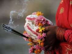 Must See: Chhath Puja rituals