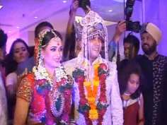 Shweta Tiwari's wedding