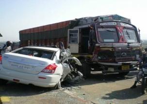 8 killed after truck rams into SUV in Chhattisgarh's Kondagaon