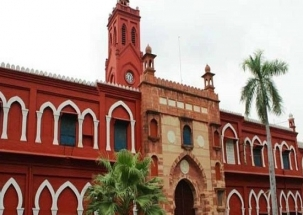 AMU student demands construction of Saraswati temple in campus