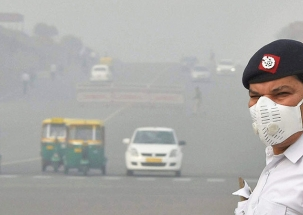Delhi-NCR air quality dips to 'poor' with PM 2.5 at 261, PM 10 at 262 at Lodhi Road