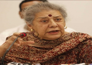 Congress CWC meeting: What Ambika Soni said on Rahul's resignation