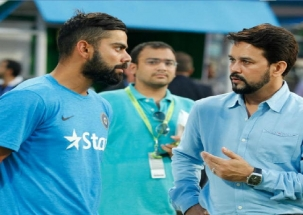 World Cup: What Union Minister Anurag Thakur said on India Vs NZ match