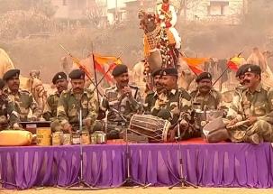 Jai Jawan: BSF jawans celebrate Republic Day on border