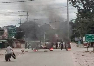Clashes break out in Arunachal Pradesh during protest against PRC