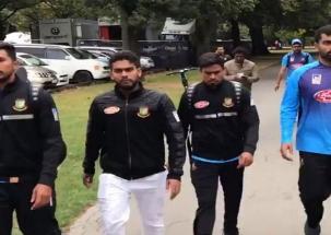 Bangladesh team narrowly escapes Christchurch mosque shooting