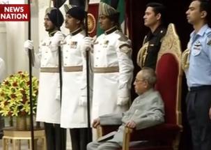 Pranab Mukherjee's reaction on being awarded with Bharat Ratna