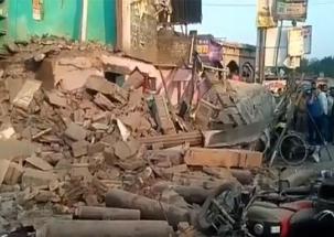 Uttar Pradesh: Eight die in oxygen cylinder blast in Jaunpur