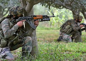 Armed forces kill 2 terrorists in Jammu and Kashmir's Budgam