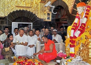 Shirdi Saibaba temple receives donation worth Rs 5.97 crore during centenary festival