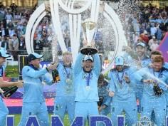 In Pics: ICC World Cup 2019 | England beat New Zealand in Super Over, win World Cup