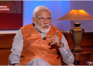 PM Exclusive: 'Congress misguided businessmen in Gujarat over GST'