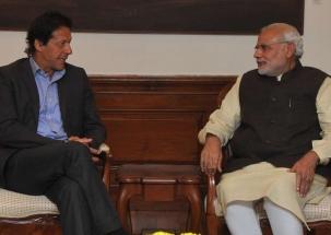 India prioritises peace, development in South Asia: PM Modi to Imran