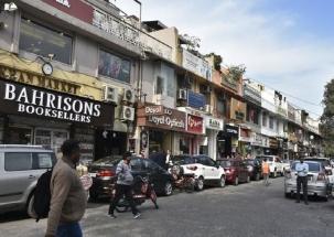 Despite PM Modi's jibe, Khan Market celebrates BJP's victory
