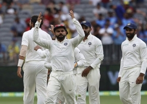 Australia seem scared of Virat Kohli's aggression