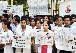 Kolkata Doctors strike: Here are doctors' six demands from CM Mamata