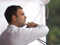 Assembly Elections 2019: Rahul Gandhi Addresses Rally In Maharashtra's Wardha