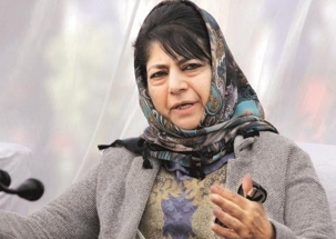 If Article 370 ends, India will become occupant force: Mehbooba Mufti
