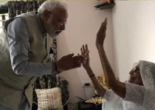 PM Modi to meet mother Heeraben in Ahmedabad today