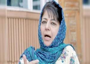 Cut 2 Cut: Mehbooba Mufti holds protest against Jamaat-e-Islami ban
